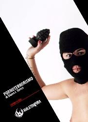 """Nella foto: la copertina del libro """"Pornoterrorismo"""", di Diana J. Torres"""