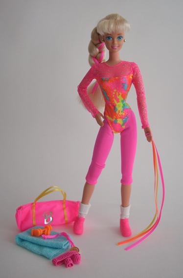 barbie escort gym