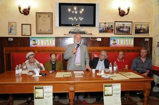 Da sx G. Dormiente, G. Criscione, C. Monaca,  A. Corvo, N. Corallo, F. Fronte