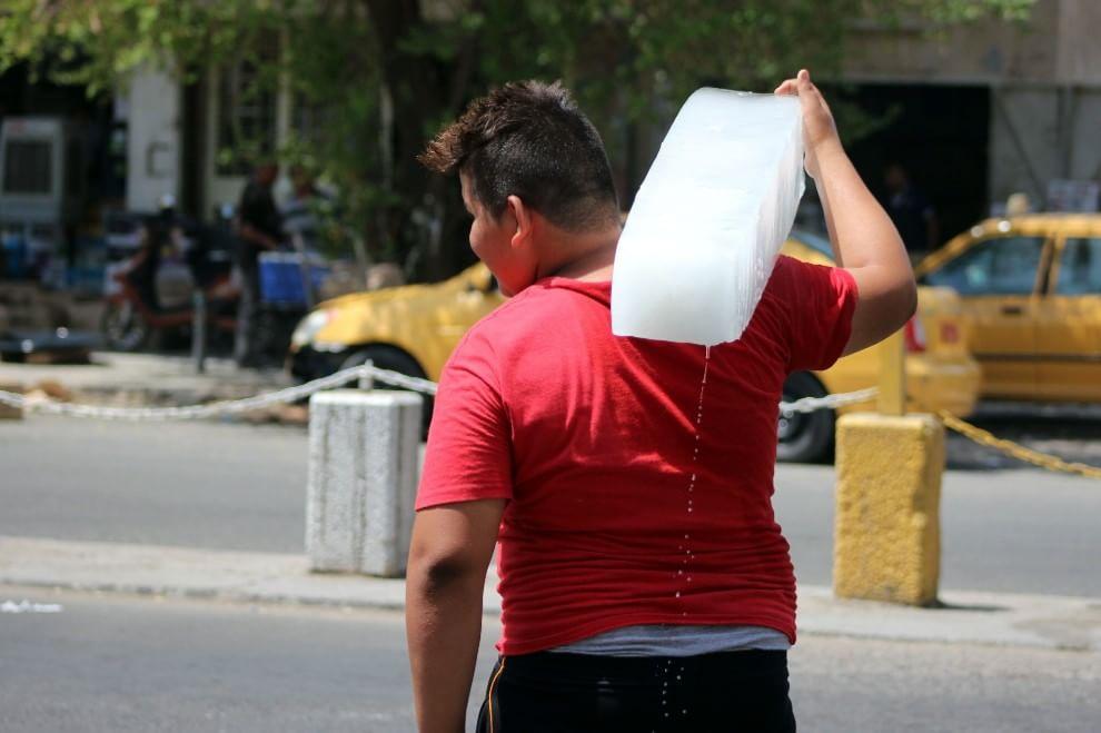 Young temperature record nel medio oriente 74 in iran for Cucinare a 70 gradi