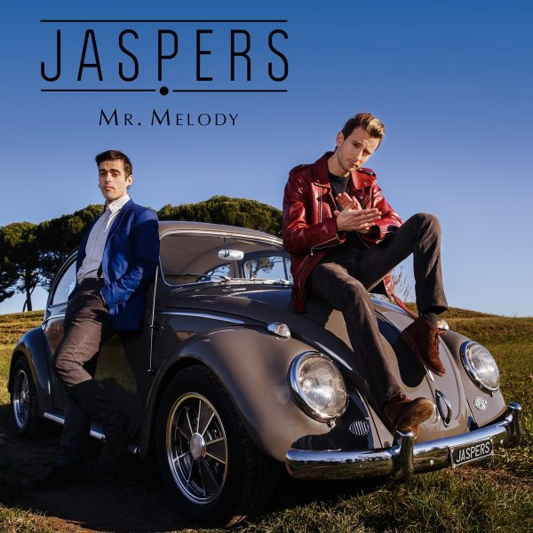 cover Jaspers - Mr Melody