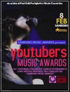 YOUTUBERS MUSIC AWARDS